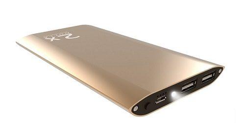 DULLA Portable Power Bank 12000mAh External Battery Charger
