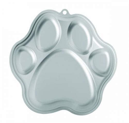 Dog Paw Cake Pan - Gift idea for a dog lover