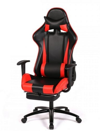 Ergonomic Computer Gaming and Racing Chair by New Gaming