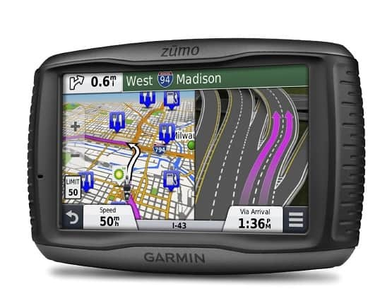 Garmin Zumo 590LM | Gifts for Motorcycle Lovers