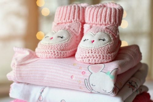 Gifts for Newborn A Baby Girl