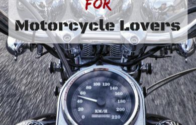 Gifts for Motorcycle Lovers - Gift ideas for motorcyclists - Gifts for Bikers
