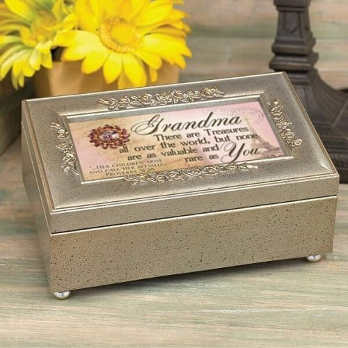 Grandma Music Box - Jewelry Box