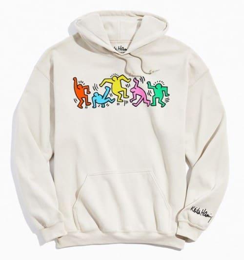 Keith Haring Hoodie Sweatshirt