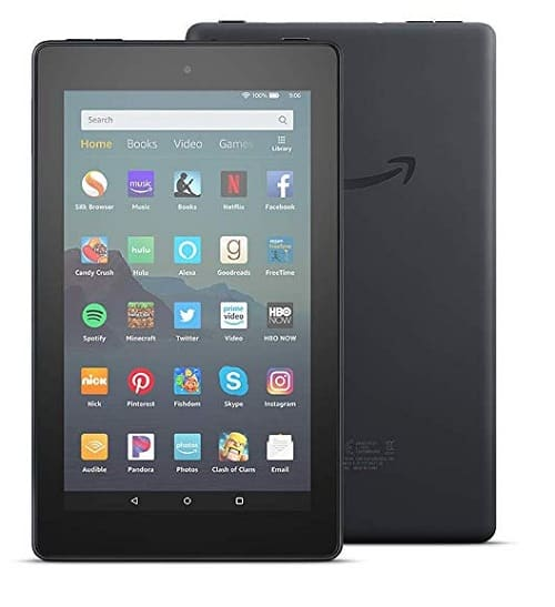 Kindle Fire 7 | Best Tech Gifts for Kids