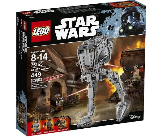 LEGO Star Wars AT-ST Walker | Star Wars Toys