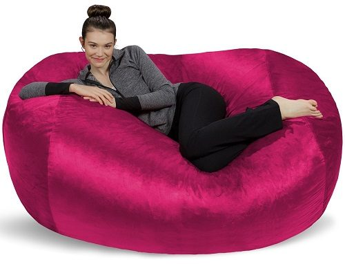 Large Bean Bag Lounger