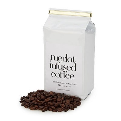 Merlot Infused Coffee - Gifts for Wine Lovers Under $20