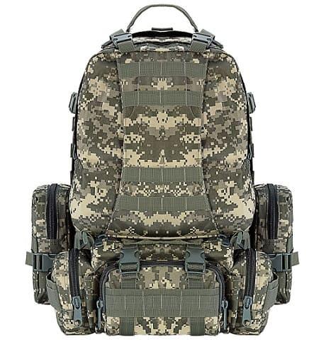 Military Tactical Backpack Trekking Bag