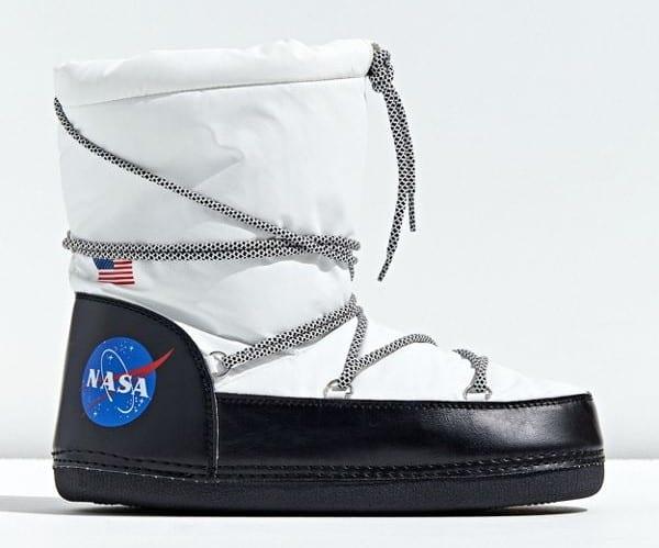 NASA Space Boot Slipper