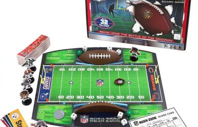 NFL Rush Zone Game - gifts for football lovers