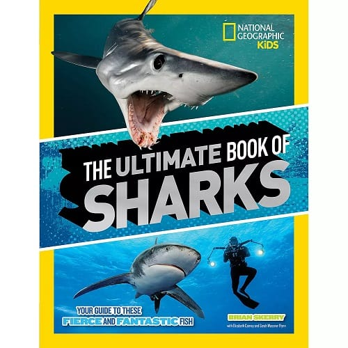 National Geographic The Ultimate Book of Sharks