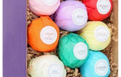 Organic Bath Bombs   Gifts Ideas for Grandma, Gift Ideas for Grandma