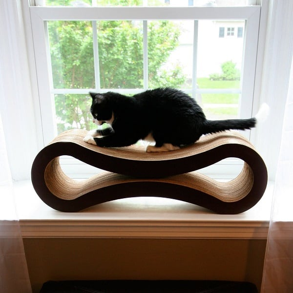 PetFusion Ultimate Cat Scratcher Lounge - Gift for the kitteh