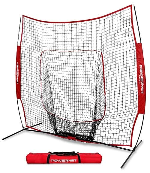 PowerNet Baseball and Softball Practice Net - Best Baseball Hitting Nets