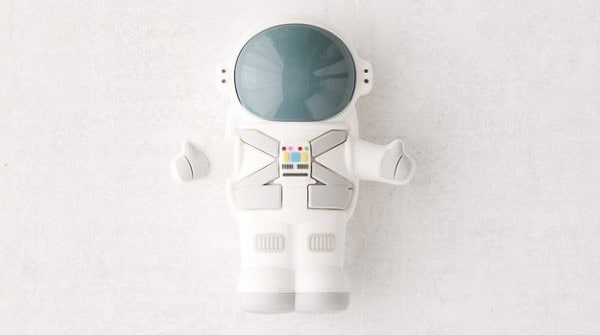 Space Boy Portable Power Bank