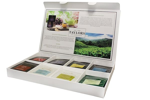 Taylors of Harrogate Classic Tea Variety Box | Gifts Ideas for Grandma, Gift Ideas for Grandma