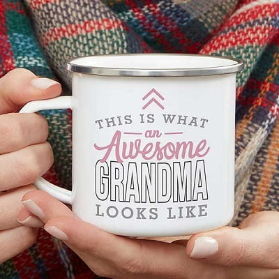 This Is What an Awesome Grandma Looks Like Personalized Mug