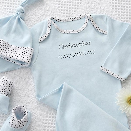 Welcome Home Baby Gift Set For Boys