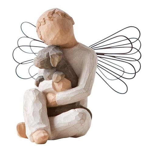 Willow Tree Angel of Comfort - Gifts for dog lovers