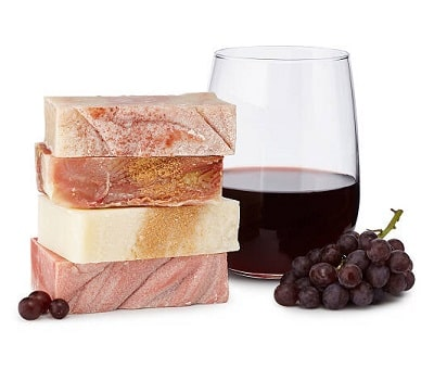 Wine Soaps - Afforable gifts for wine lovers