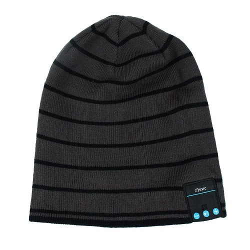 Wireless Bluetooth Beanie Hat - A beanie hat with built in bleutooth speakers, so you can listen to music, take calls and keep your ears warm!