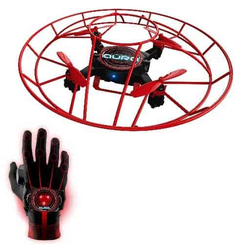 best christmas gifts for 10 year old boys aura drone with glove controller