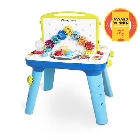 Baby Einstein Curiosity Table Activity Center Station Toddler Toy
