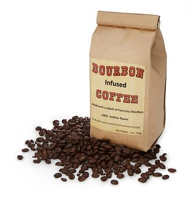 Bourbon Infused Coffee - Food Gifts for Men