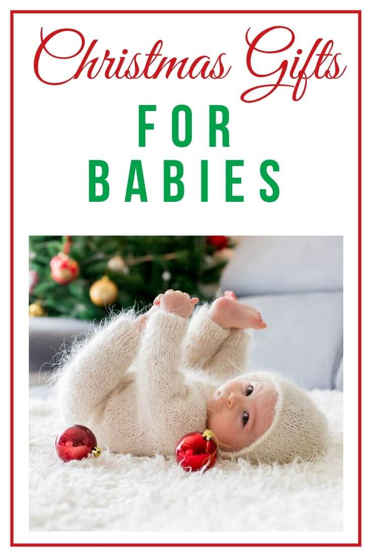 Christmas Gifts for Babies - Unique and Personal Baby Gifts