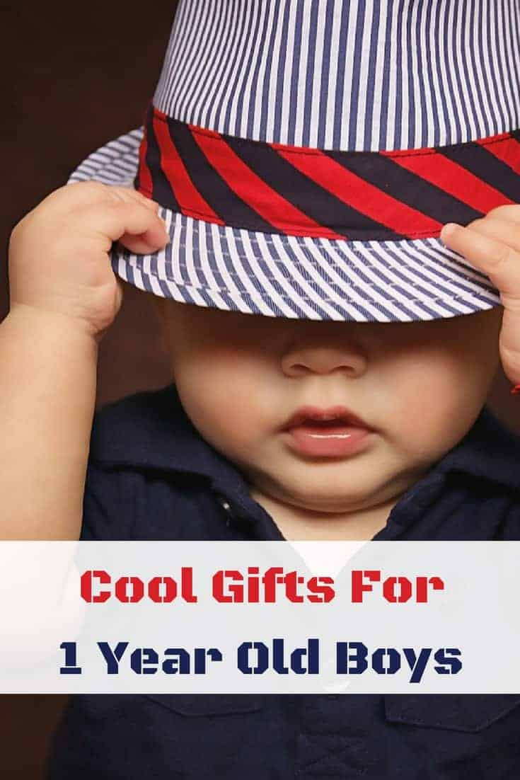 Cool Gifts for 1 Year Old Boys - Top Gifts for One Year Old Boys #giftguide #toddlerboys