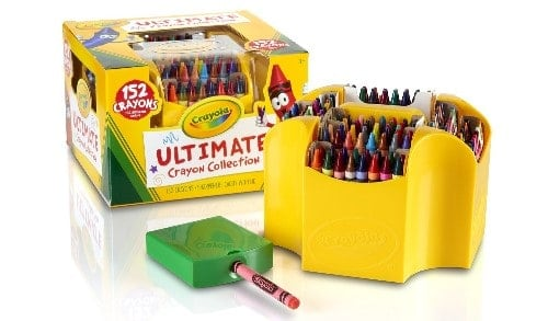 Crayola Ultimate Crayon Collection | Gifts For 3 Year Old Boys