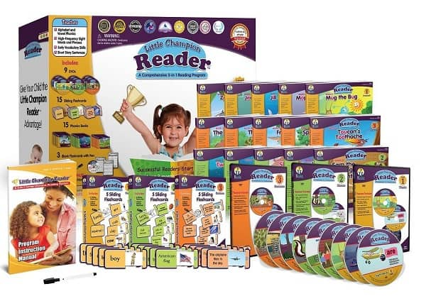 Early Reading Program for Toddlers and Preschoolers