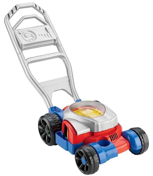 Fisher Price Bubble Lawn Mower