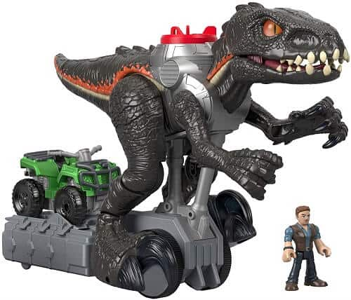 Fisher-Price Imaginext Jurassic World Walking Indoraptor Dinosaur
