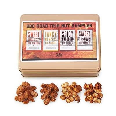 Flavors of America Nut Sampler