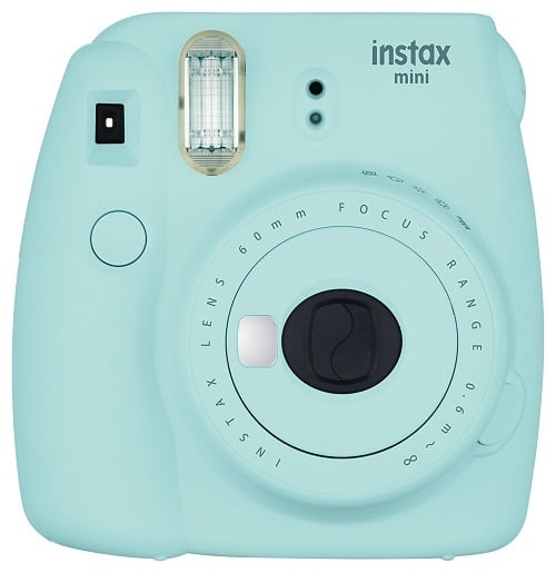 fujifilm instax mini 9 instant camera ice blue - Good Christmas Gifts For 13 Year Olds