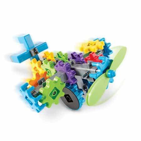 Gears, Gears Gears FlightGears | STEM Gift for 4 Year Old Boy