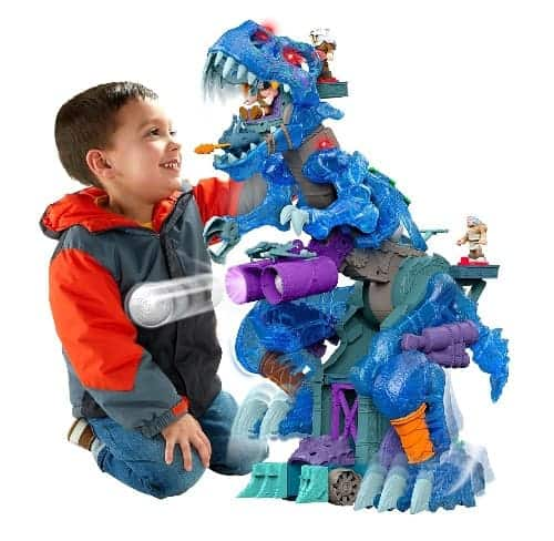 Imaginext Ultra T-Rex Ice