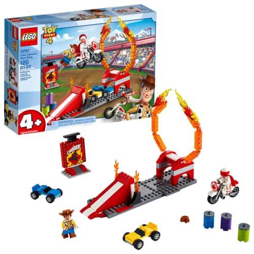 LEGO 4+ Toy Story 4 Duke Caboom's Stunt Show