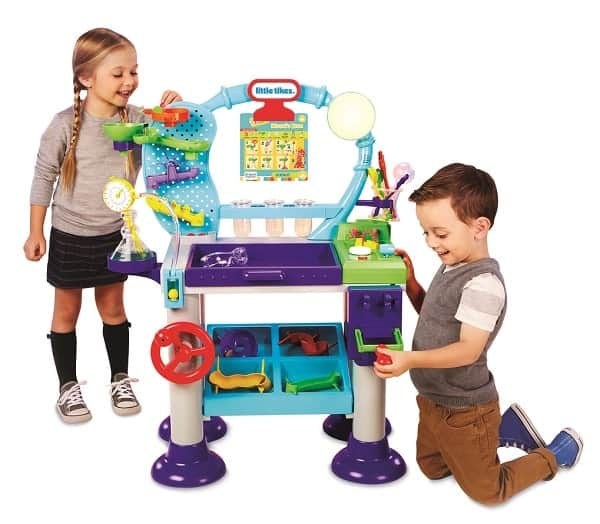 Little Tikes Wonder Lab STEM Toy for Boys Age 2