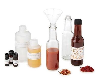 Make Your Own BBQ Sauce Gift Set
