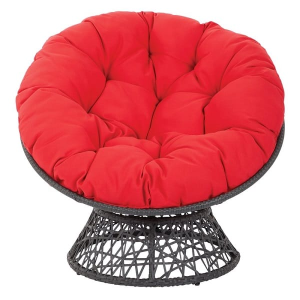Papasan Chair - Teen Girl Bedroom Furniture
