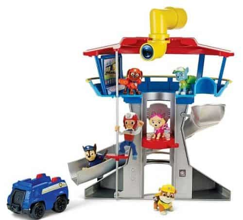 Paw Patrol Lookout Tower Toy | Gifts for 3 year old boys