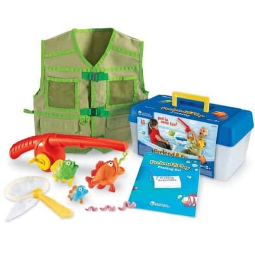 Pretend & Play Fishing Set by Learning Resources | Gifts for 3 year old boys