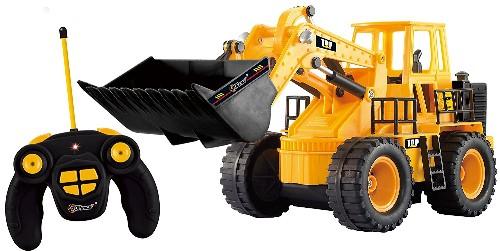 Remote Control Construction Tractor