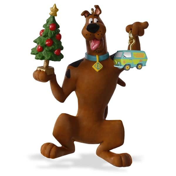 Scooby-Doo Christmas Tree Ornament