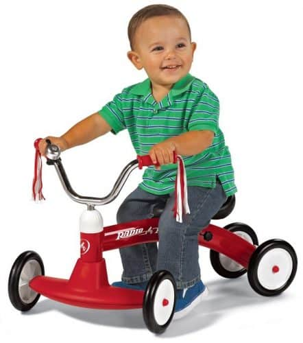 Scoot-About By Radio Flyer