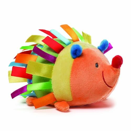 Silly Sounds Color Fun Hedgehog By Gund