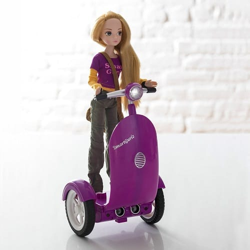 SmartGurlz with Jen Doll - App Controlled STEM Toy